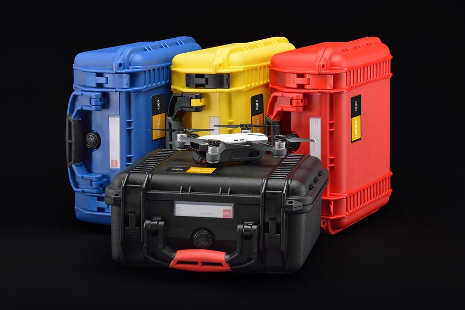 NEW  HPRC CASES  FOR DJI SPARK
