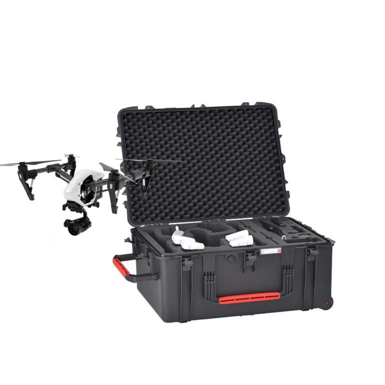 HPRC2780W per DJI Inspire Pro Landing Mode Case