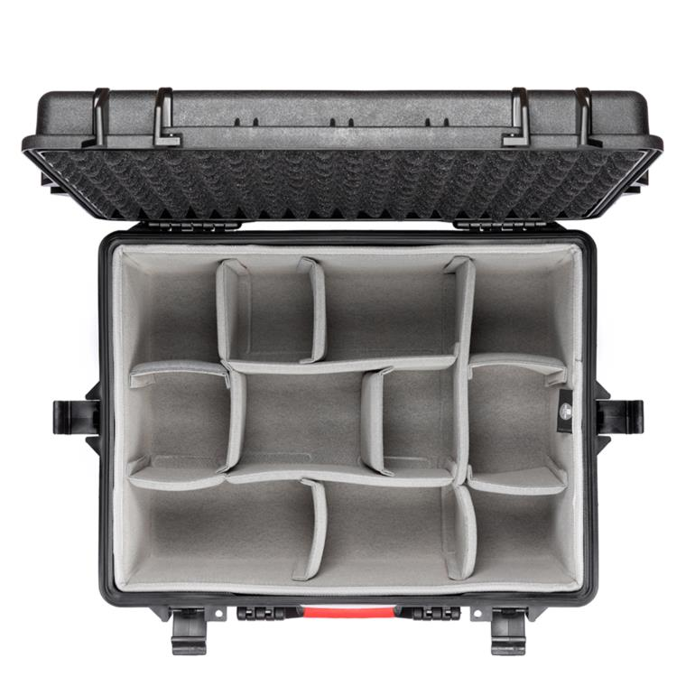 Second Skin and dividers kit for HPRC2600