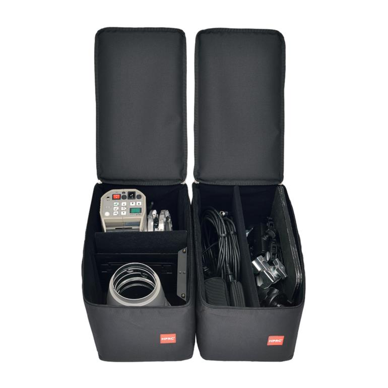 2 BAGS AND DIVIDERS KIT FOR HPRC2730W