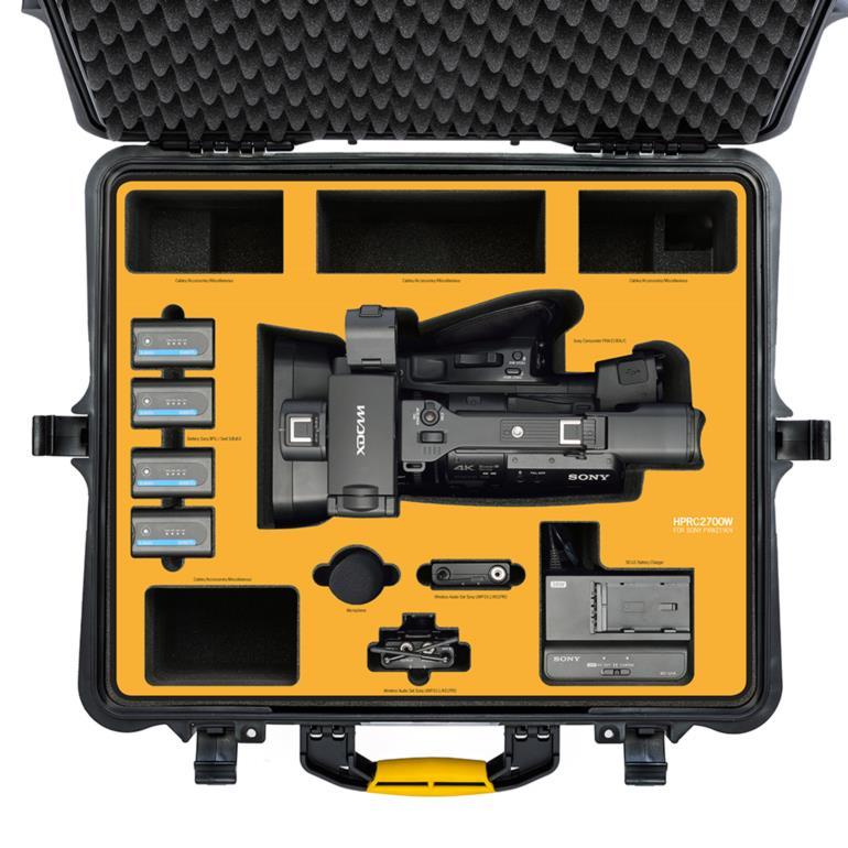 HPRC2700W per Sony PXWZ190V