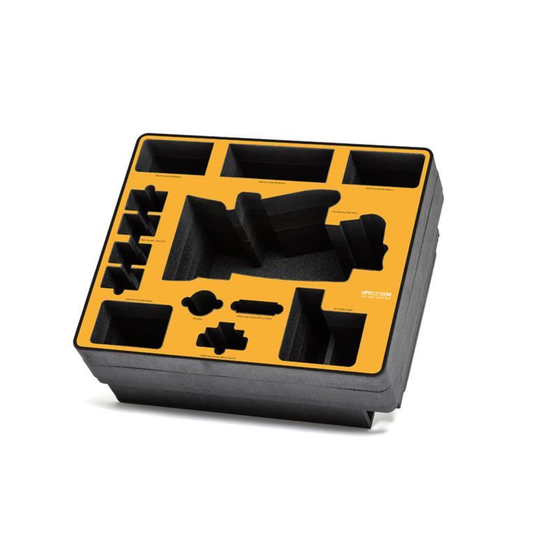 Foam kit for SONY PXWZ190V on HPRC2700W