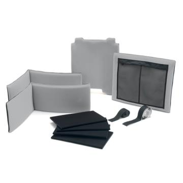 SOFT DECK AND DIVIDERS KIT FOR HPRC2760W