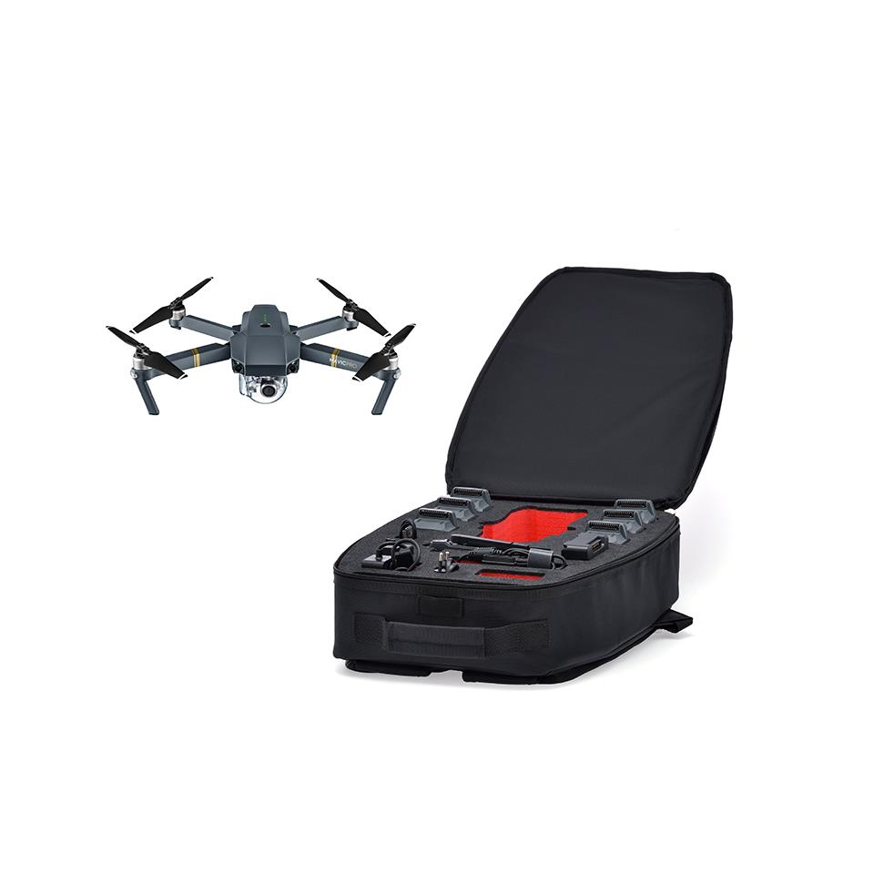 mavbag35 01 soft bag for dji mavic pro fly more combo hprc. Black Bedroom Furniture Sets. Home Design Ideas