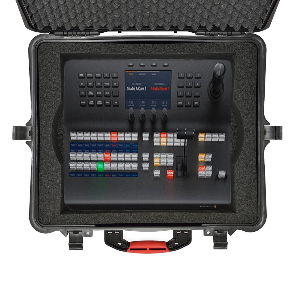 Adv1 2710 01 Hprc2710 For Blackmagic Design Atem 1 M E Advanced Panel Hprc