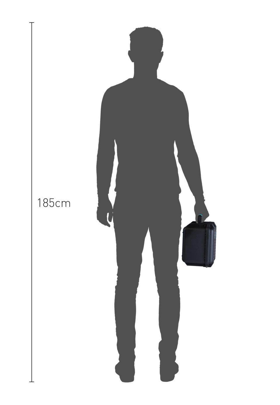 Chanceli/ère en caoutchouc souple jusqu/à 185 cm