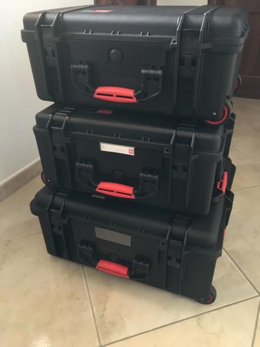 4057b4d958 COMBO - HPRC2710 + SOFT BAG FOR DJI PHANTOM 4 (INTERCHANGEABLE FOAM)